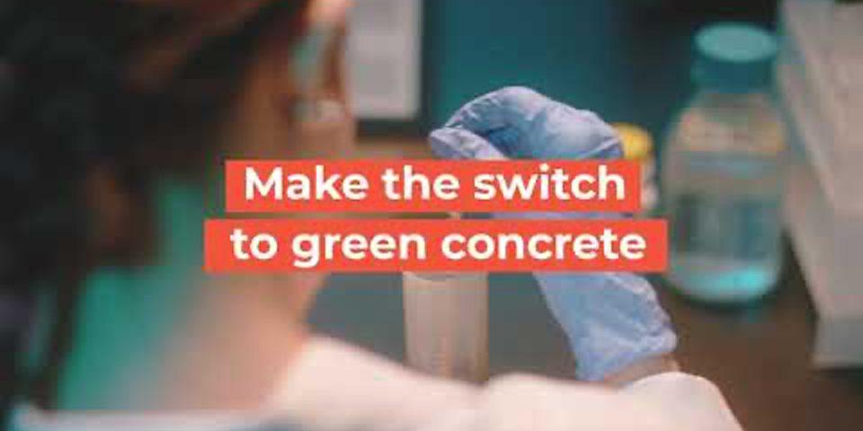 Can Concrete Reduce Carbon Emissions?