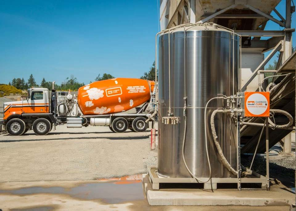 Cement giants turn to green hydrogen and carbon capture in efforts to curb emissions
